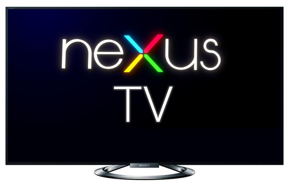 nexus tv google
