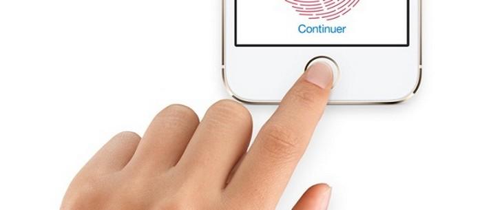 samsung LG capteur biométrique