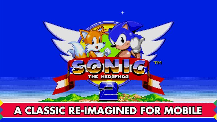Sonic The Hedghog 2 android