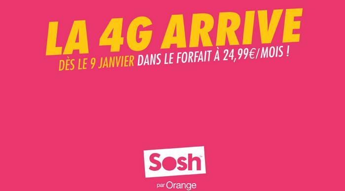 sosh 4G