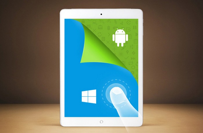 tablette windows android