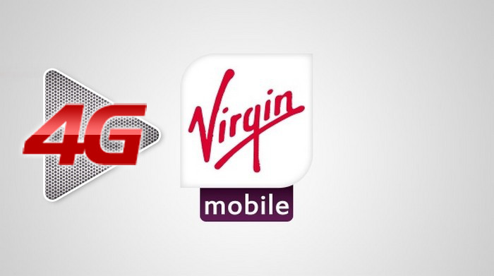 virgin mobile 4G