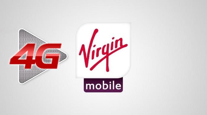virgin mobile 4G