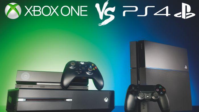 xbox one vs ps4 ventes