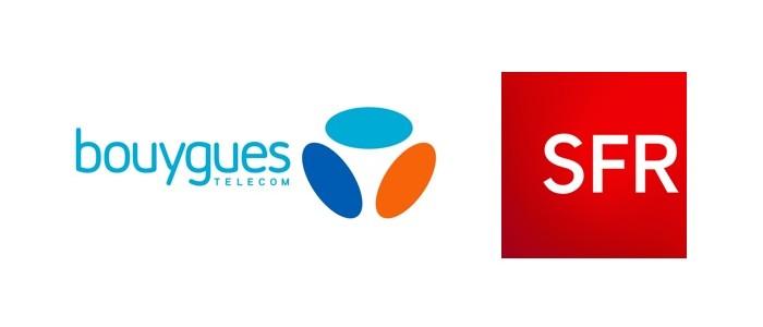 SFR ne pourra plus compter sur le réseau 4G de Bouygues Telecom