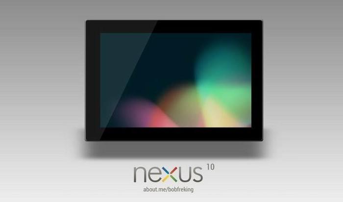 google nexus 10 concept