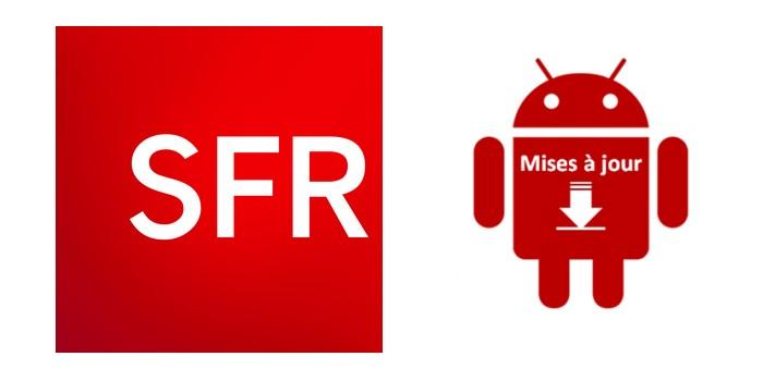 SFR mise à jour janvier