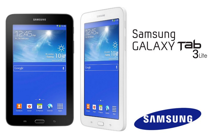 samsung galaxy tab 3 lite officielle