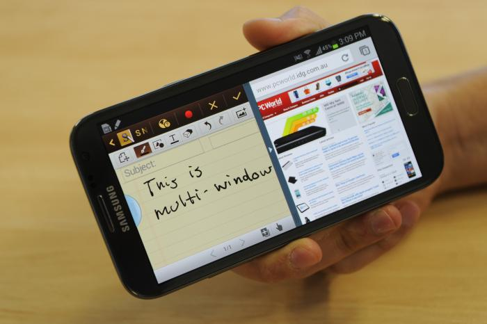 android multiwindow
