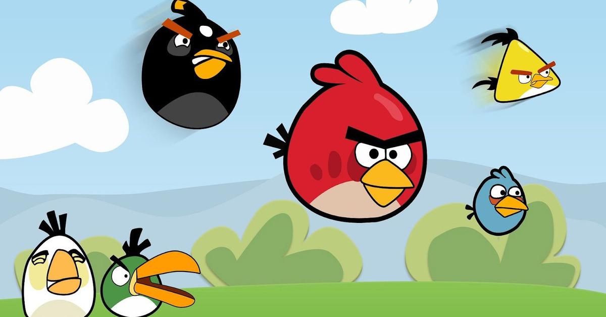 Angry Birds est surveillé par la NSA