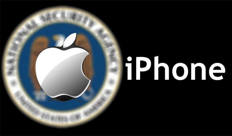 apple nsa iphone