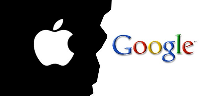 apple vs google brevets