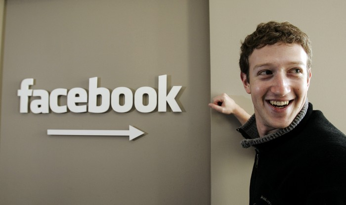 Mark suckerberg facebook