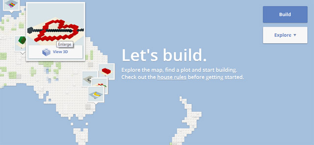 google maps build