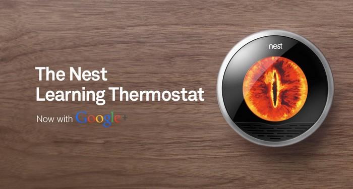google rachat nest