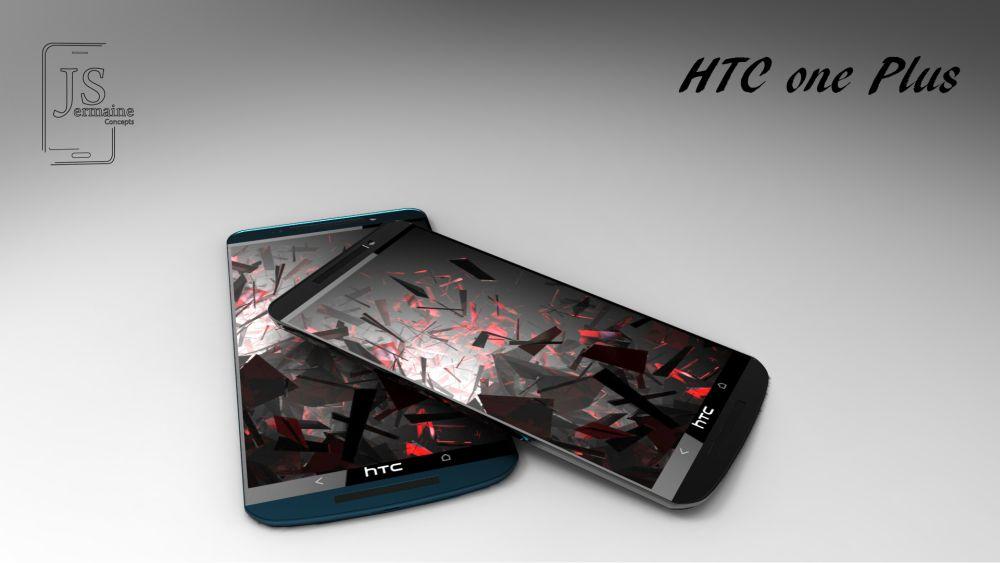 htc one plus concept