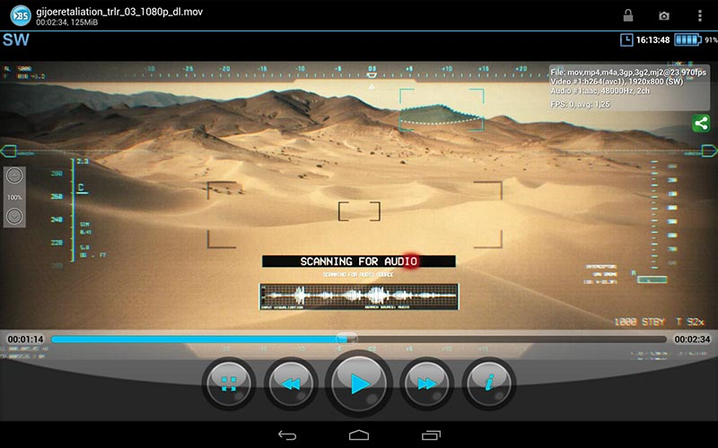 meilleur lecteur android bsplayer