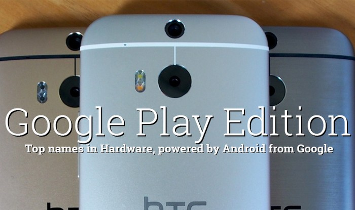 nexus google play edition