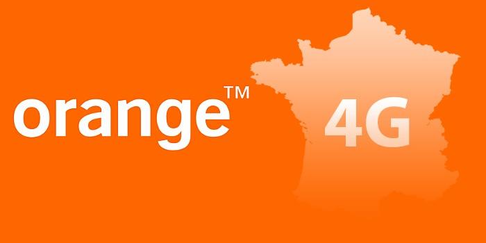 orange abonnés 4G