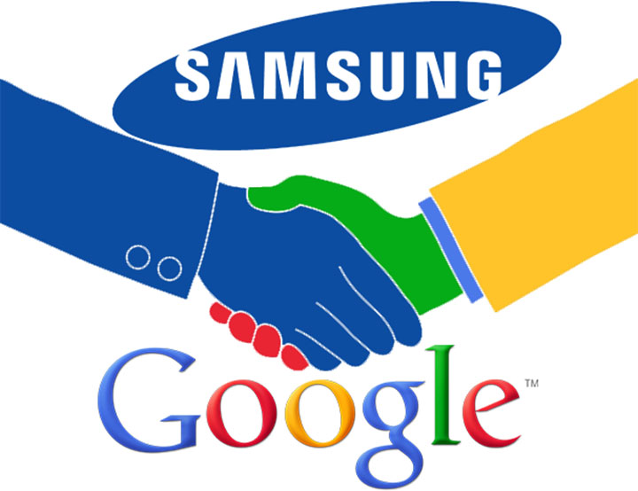 samsung google accord