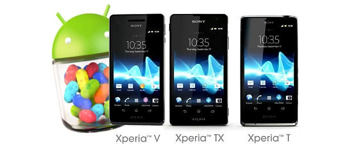 sony xperia android 4.3