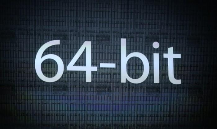 tablettes 64 bits