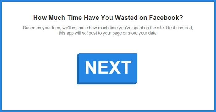 temps perdu facebook
