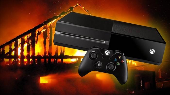 xbox incendi