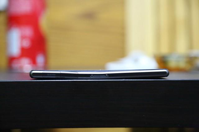 Sony Xperia Z1 incurvé