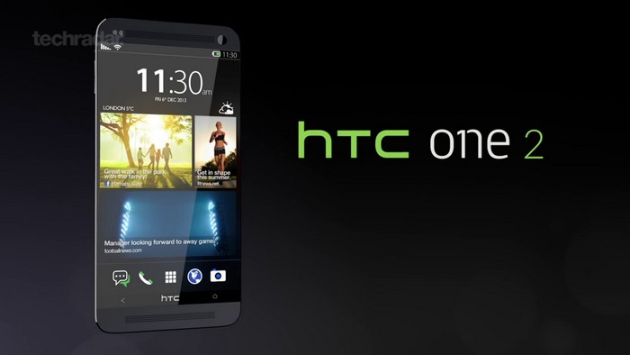 Concept HTC One 2