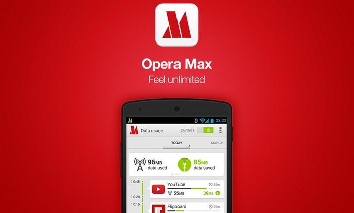 Opera Max Beta