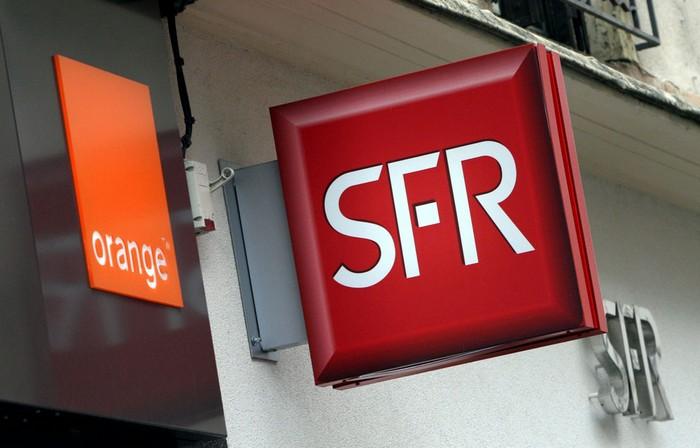orange amende SFR