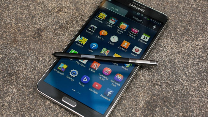 Samsung Galaxy Note 3 snapdragon 805