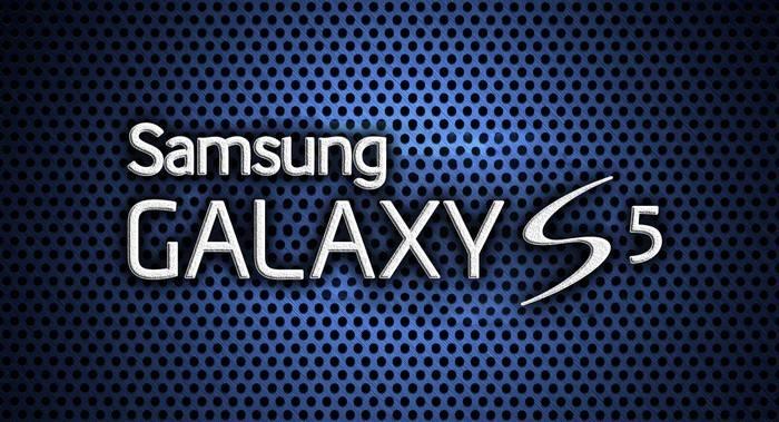 logo galaxy s5