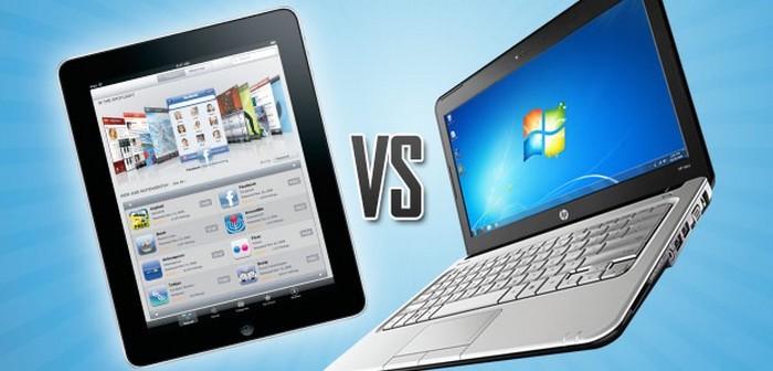 tablette vs PC