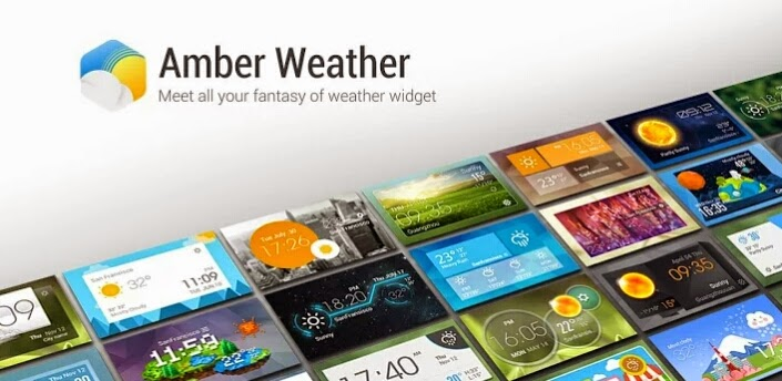 Amber Weather Android