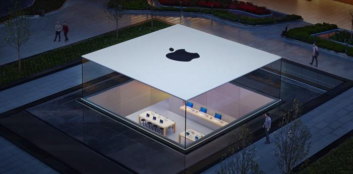 apple en retard