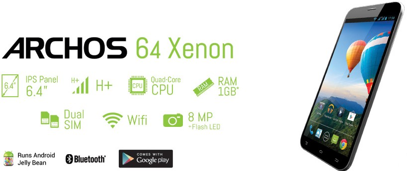 Archos 64 Xenon
