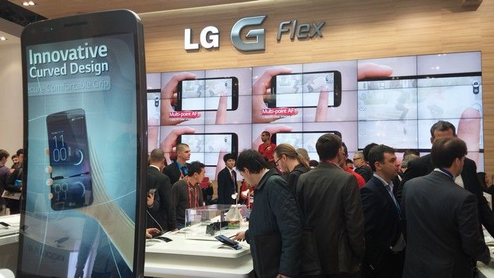 best of mwc 2014 LG