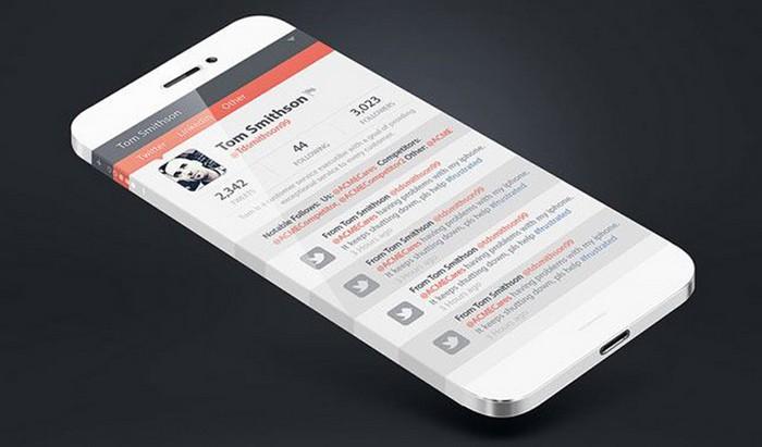 concept apple iphone 6
