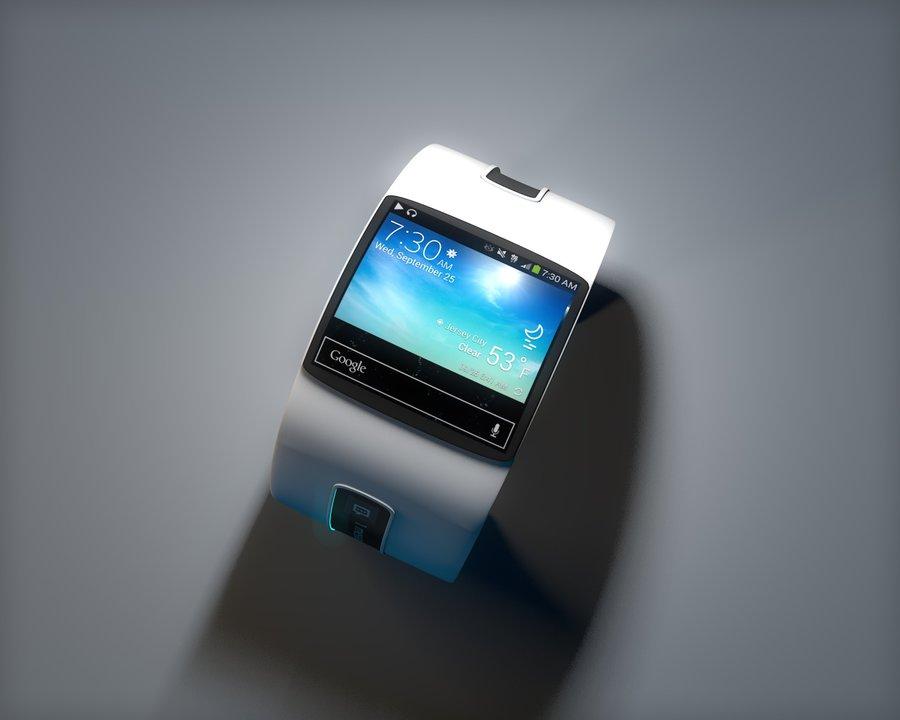 concept google smartwatch