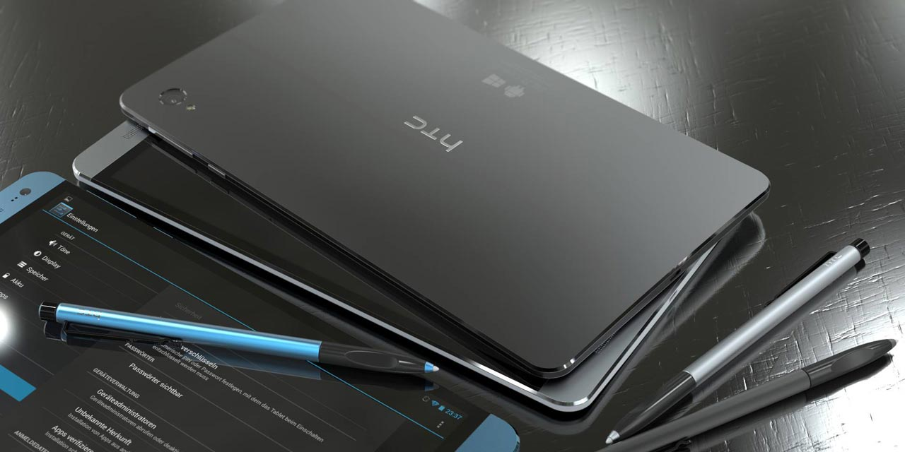 concept tablette nexus htc
