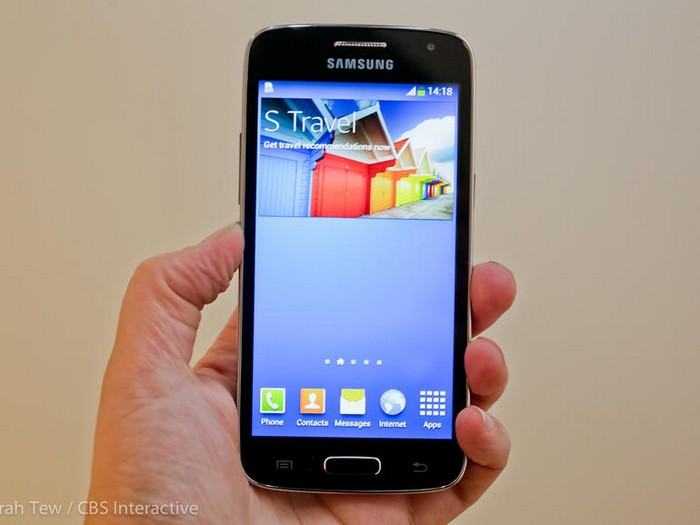 Galaxy Core 4G officiel
