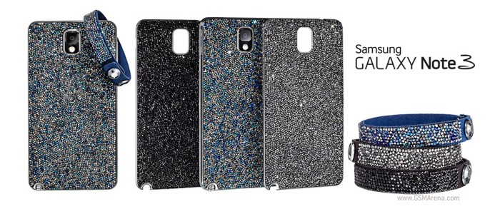 galaxy note 3 swarovski