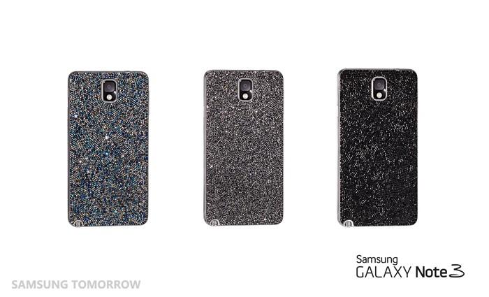 galaxy note 3 swarovski
