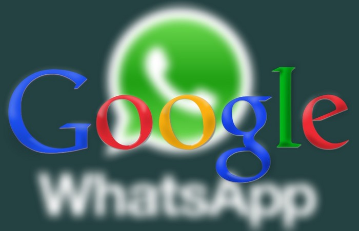 google dément proposition whatsapp