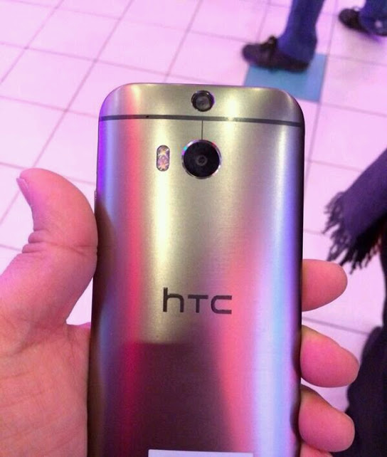 photo HTc One 2