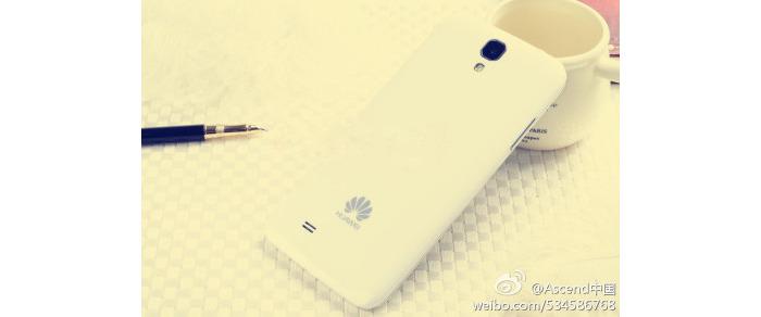 Huawei D3 leak