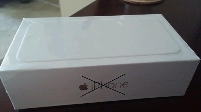 changement nom pour iphone 6