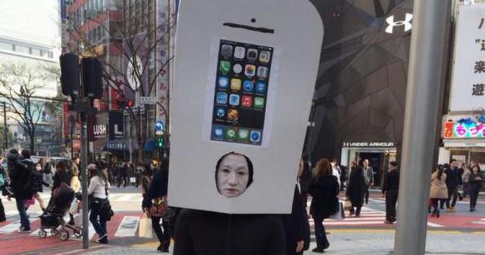 japonais iphone 6 queue